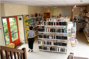 Bibliothèque de Chécy