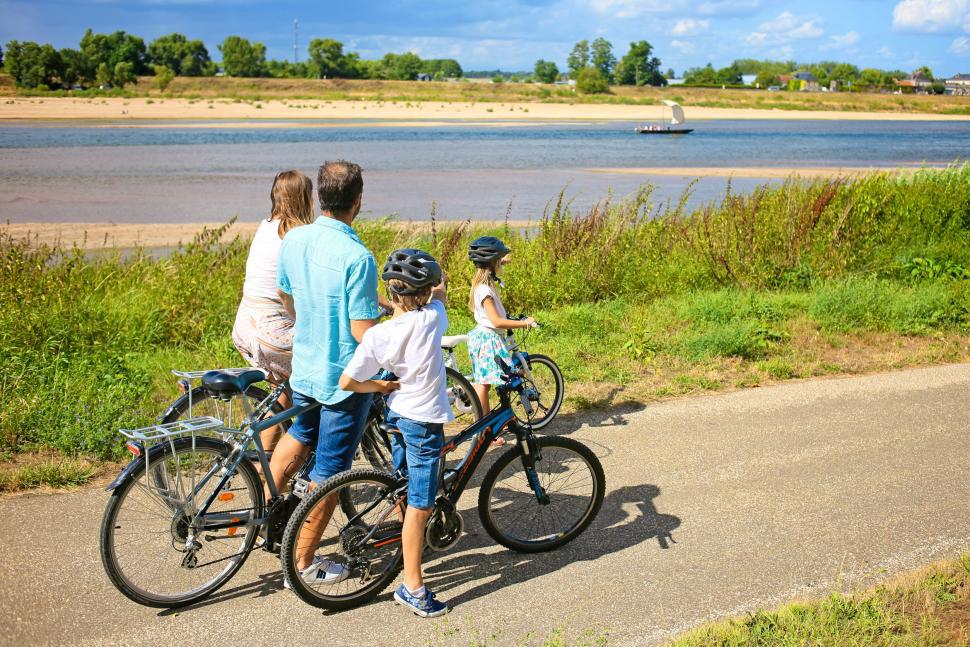 Loire à vélo © loiret.com