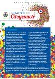 La Charte de la Citoyenneté de la ville de Chécy