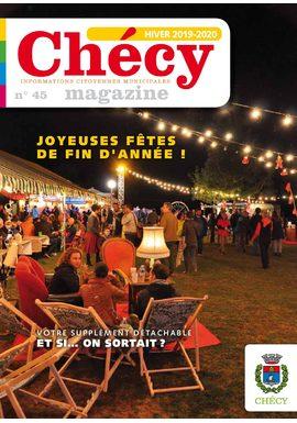 45 Chécy magazine