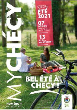 4 MyChécy – Juillet – août 2021